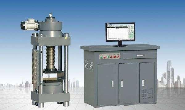 YAW多孔砖压力试验机,多孔砖压力试验机